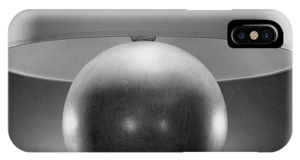 A Spherical Lamp By Joseph Mullen IPhone Case