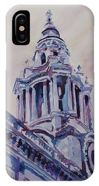 A Spire Of Saint Paul's IPhone Case