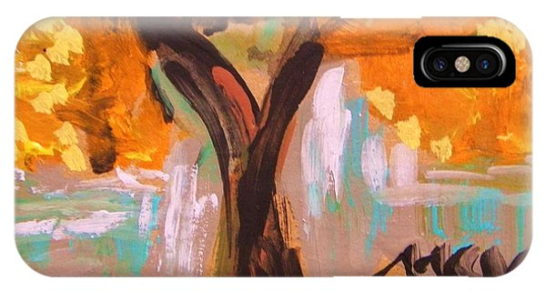 A Standout Tree Phone Case by Mary Carol Williams