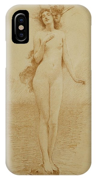 A Study For The Birth Of Love IPhone Case