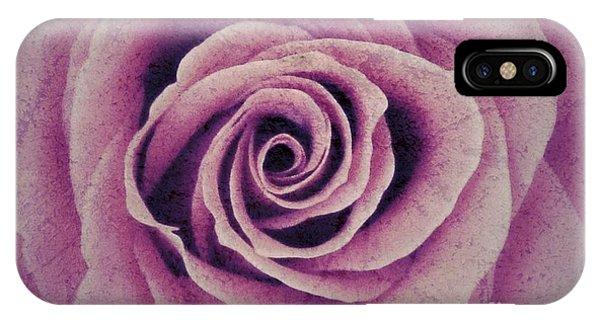 A Sugared Rose IPhone Case
