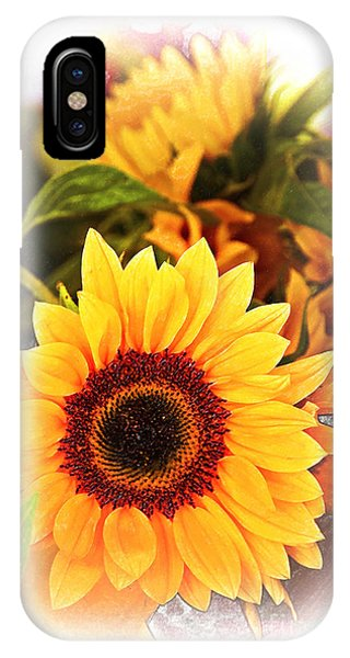 A Sunny Disposition IPhone Case