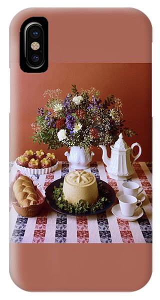 A Table Of Pastries IPhone Case