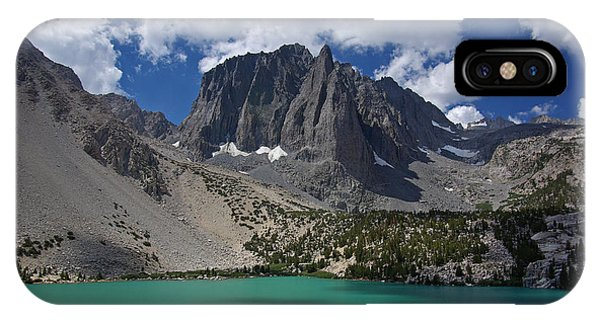 A Temple In The Sierra Nevada IPhone Case