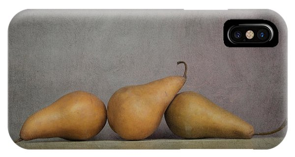 A Threesome IPhone Case