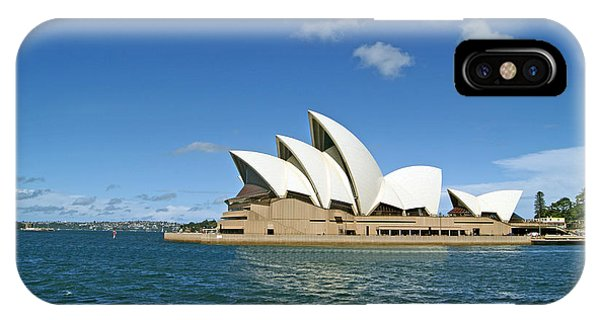Controversial iPhone Case - A View Of The Sydney Opera House by Anonymous