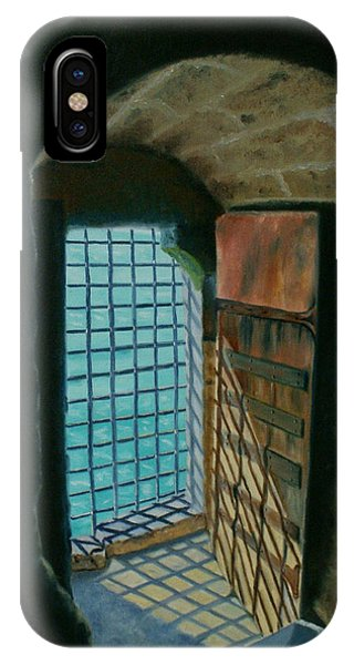 A View To Freedom IPhone Case