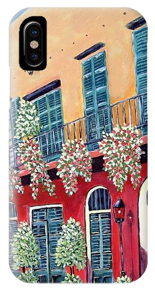 A Visit To New Orleans IPhone Case