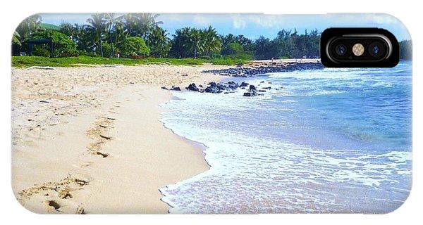 iPhone Case - A Walk On The Beach  by Stephanie Callsen