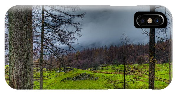 A Walk Through The Lake District IPhone Case