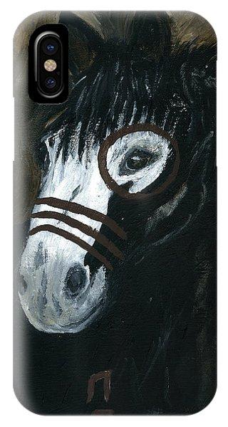 A War Pony IPhone Case