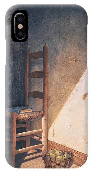 Open iPhone Case - A Warm Welcome by Michael Humphries