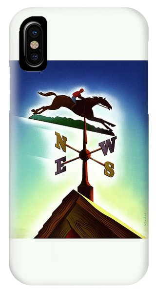 A Weather Vane IPhone Case