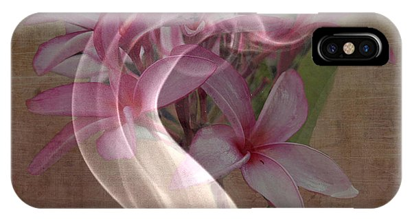 A Wiff Of Beauty IPhone Case