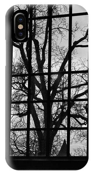 A Winter View Phone Case by Kathi Isserman