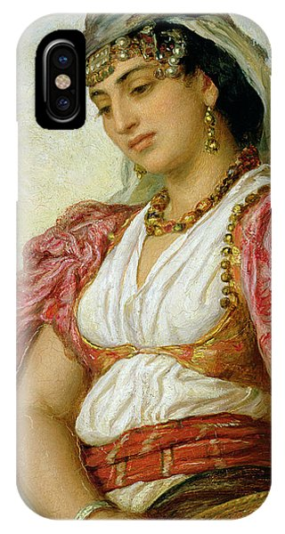 A Woman From Algiers IPhone Case