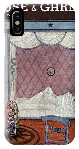 A Woman Sleeping In A Beidmeyer IPhone Case