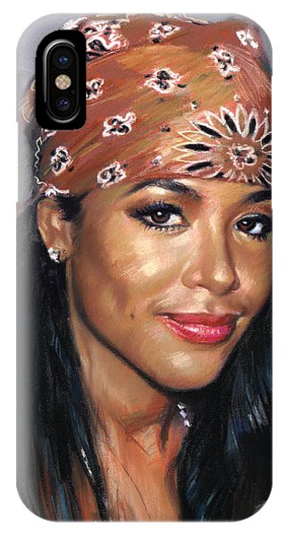 Aaliyah IPhone Case