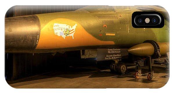 Aardvark F-111 IPhone Case
