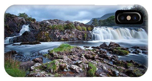 Aasleigh Falls Ireland IPhone Case