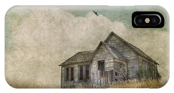 House iPhone Case - Abandoned by Juli Scalzi