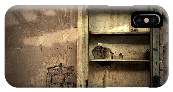 Abandoned Kitchen Cabinet IPhone Case