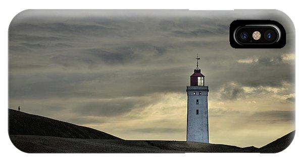 Sand iPhone Case - Abandoned Lighthouse by Lotte Gr?nkj?r