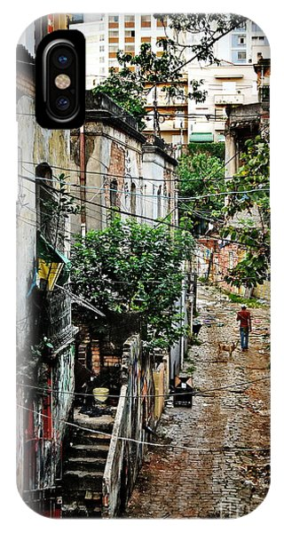 Abandoned Place In Sao Paulo IPhone Case