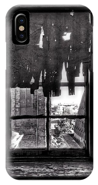 Harlem iPhone Case - Abandoned Window by H James Hoff