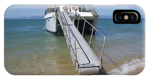 Abel Tasman Water Taxi IPhone Case