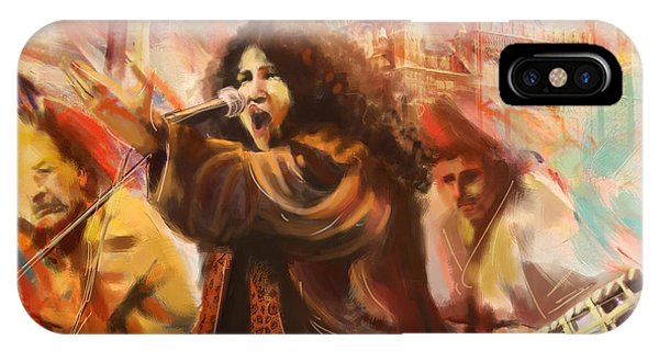 Abida Parveen IPhone Case
