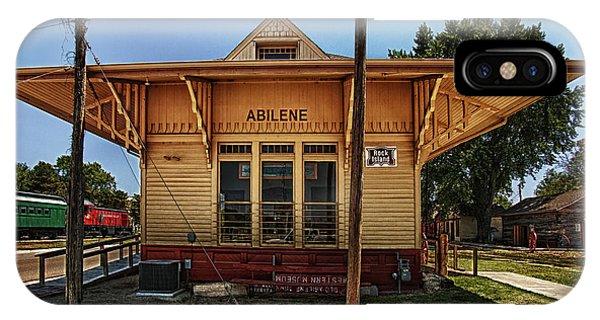 Abilene Station IPhone Case