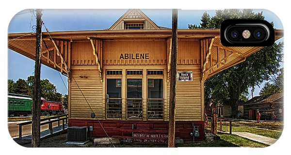 Abilene Station IPhone Case