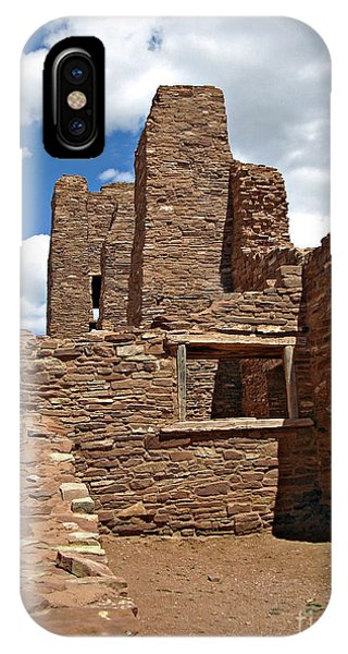 Abo Stone Tower IPhone Case