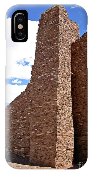 Abo Stone Tower II IPhone Case