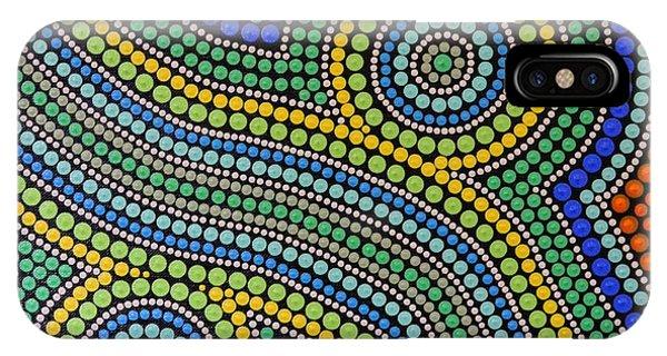 Aboriginal Inspirations 15 IPhone Case