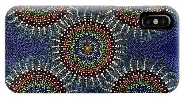 Aboriginal Inspirations 16 IPhone Case