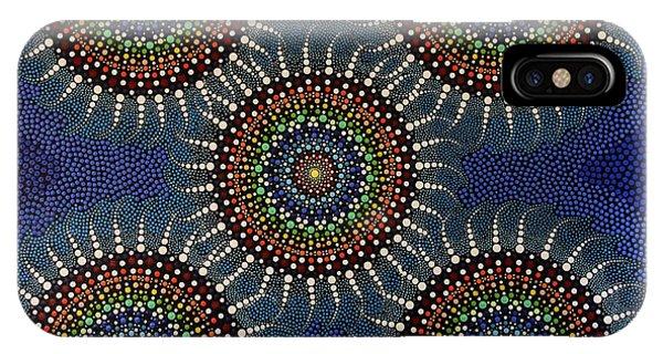 Aboriginal Inspirations 16 IPhone Case