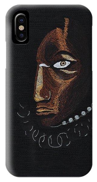 Aboriginal Woman IPhone Case