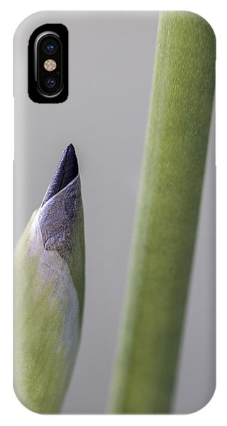 About To Unfurl IPhone Case
