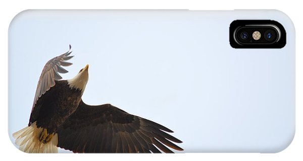 Above All Else IPhone Case