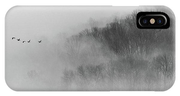 Mist iPhone Case - Above Mist by ??????? / Austin
