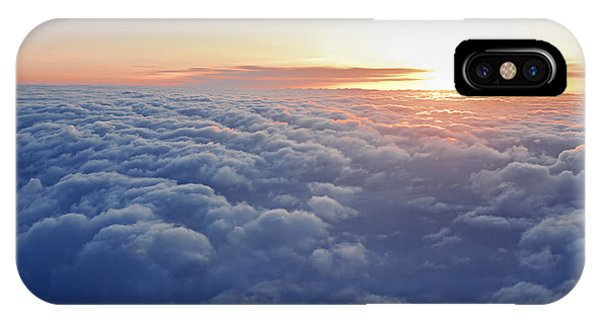 Cloud iPhone Case - Above The Clouds by Elena Elisseeva