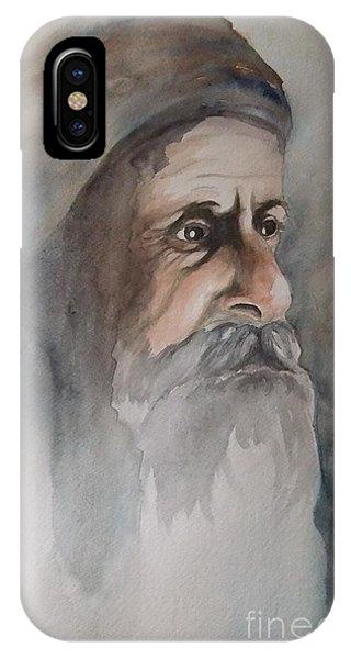 Abraham IPhone Case