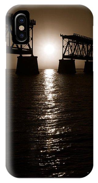 Abridged Bridge IPhone Case