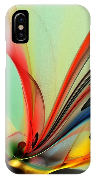 Abstract 040713 IPhone Case