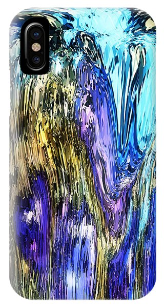 Abstract 2024 IPhone Case