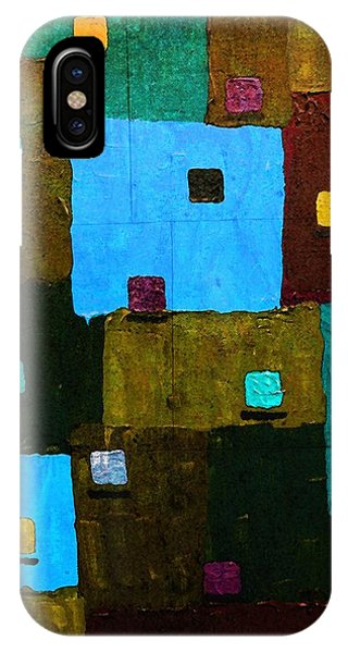 Abstract 29d IPhone Case