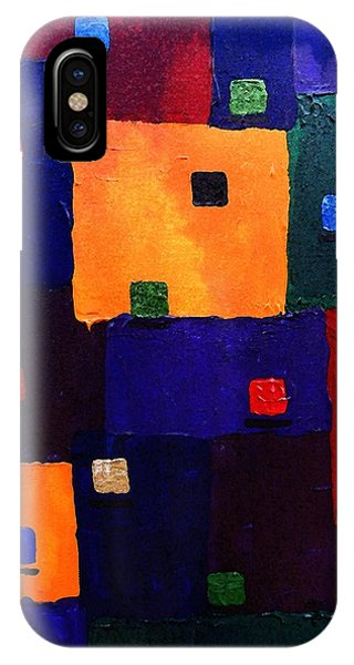 Abstract 29e IPhone Case