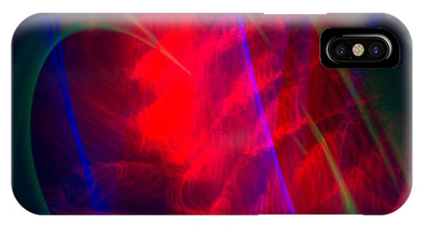 Abstract 32 IPhone Case